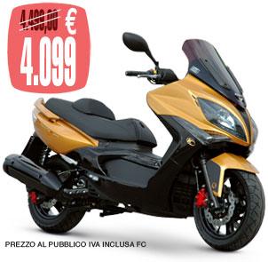 Moto it Downtown Vs Xciting - Moreno Moto